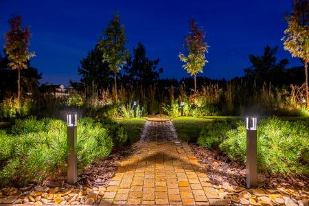 Светильники для подсветки садовых дорожек превью