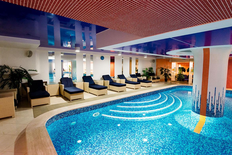 Светодиодный светильник для бассейна